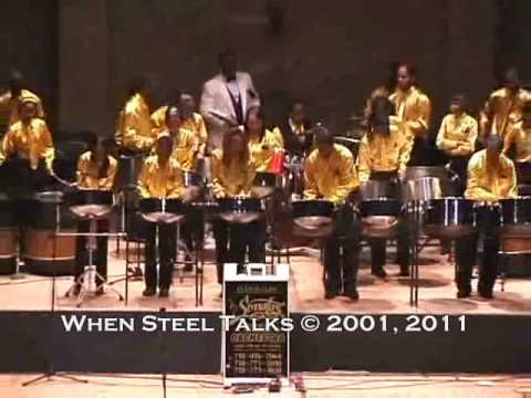 Reflections in Steel Christmas Concert - Live at Brooklyn College
