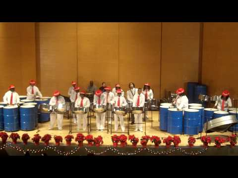"""Have Yourself A Merry Little Christmas"" - CASYM Steel Orchestra"
