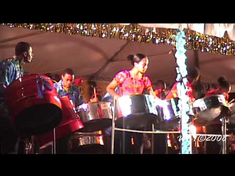 Antigua National Steelband @ Moods of Pan