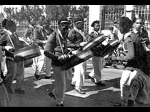 Boystown Steel Orchestra 1950's   Part1)