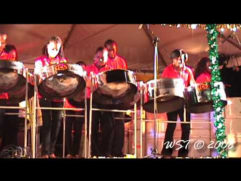 Skiffle Steel Orchestra - How Can I Live Without You - WST-HD