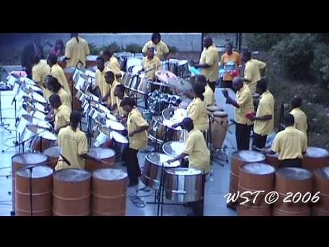 Trinidad All Stars - WAR by Bob Marley - WST-HD