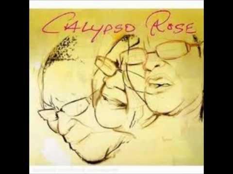 Calypso Rose - Calypso Blues - To take me back to Trinidad.