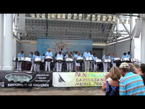 Comedians' Gallop by Hampton Roads Steel Orchestra