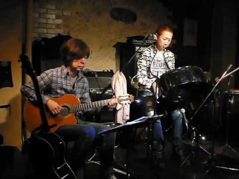 "Encounter - Yoshihiro Harada ""PAN ALIVE TRIO"" - steel pan, guitar, percussion"