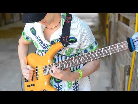"Jonathan Scales Fourchestra ""TNFJ""- Suwannee Springfest 2013"