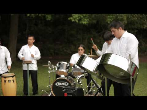 Steel Band de Xalapa - playing Ray's Medley! - Mexico