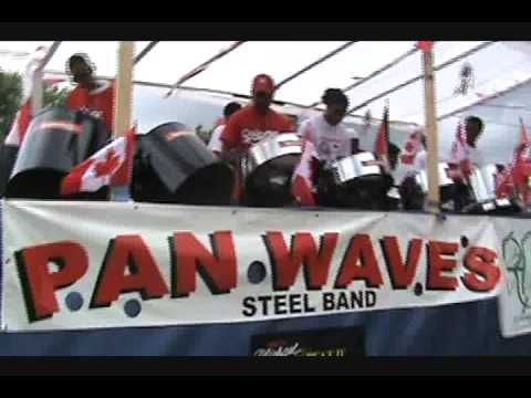 PANWAVES STEELBAND JULY 1ST 2009