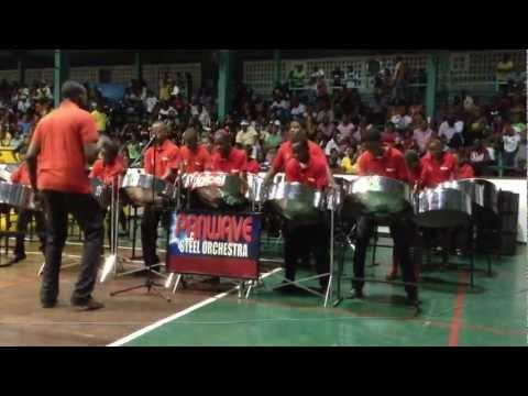Guyana Panorama 2013 - Panwave - To Serve My Country