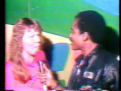 Dalton interviews a young Jeannine Remy (1989)