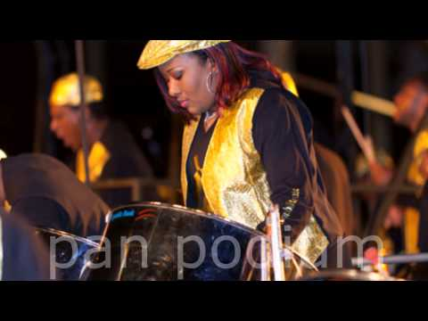 Exodus Steel Orchestra in Pictures - Panorama 2013
