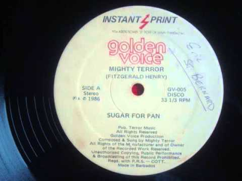 Mighty Terror - Sugar For Pan