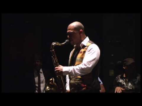 Etienne Charles - Santimanite - live at dizzy's club coca cola