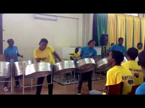 Ardenne Steel Band - Locked Out Of Heaven