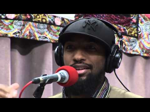 Jonathan Scales INTERVIEW (WNCW)