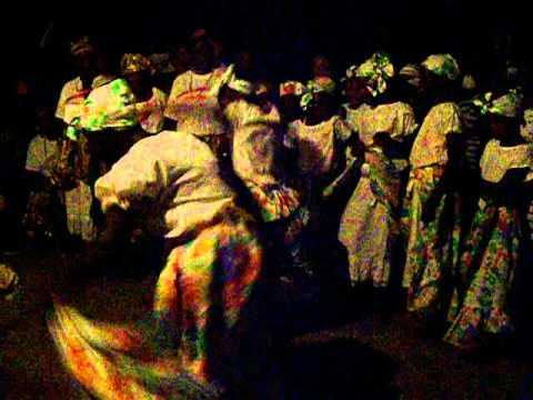 Village Maroon in Belmont, Big Drum Dance