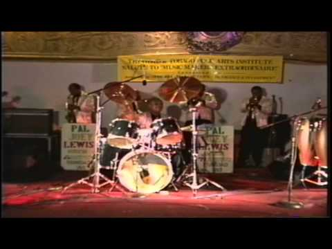 PAL JOEY LEWIS ORCHESTRA ...#2 (HD) G.B.T.V. CultureShare ARCHIVES 1999: