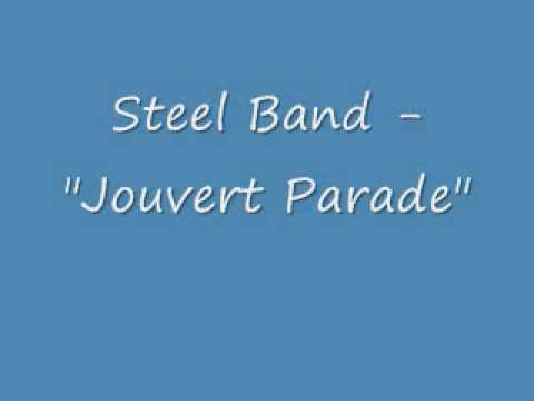 Steelband Parade,J'ouvert Morning 1971