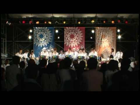 Sukiyaki Steel Orchestra - Guitar Pan - Sukiyaki 2011
