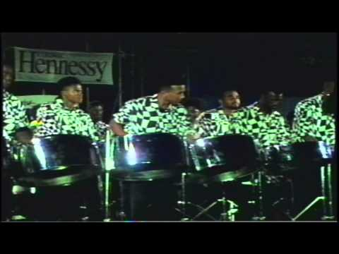 """EXODUS STEEL ORCHESTRA """"The Overture from the Opera  """"Carmen"""" (Bizet)"""