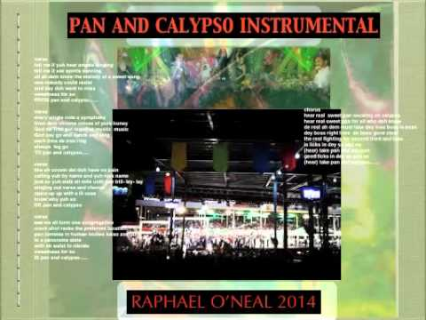 1 PAN AND CALYPSO INSTRUMENTAL