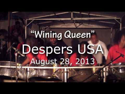 Despers USA Steel Orchestra - Panorama 2013 40 sec Teaser