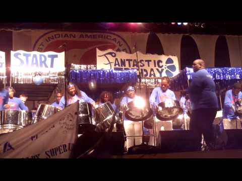 CASYM Steel Orchestra - New York Panorama 2013 - WST Video News Clip