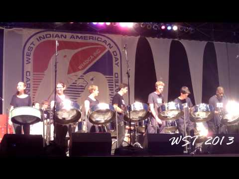 NYU Steel at New York's 2013 Steelband Panorama Competition