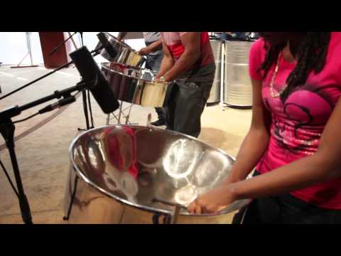 Chris Brown - Fine China (Codrington Pan Family steelpan cover)