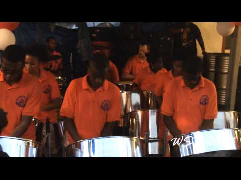 I Have Nothing - New York Pan Stars Steel Orchestra