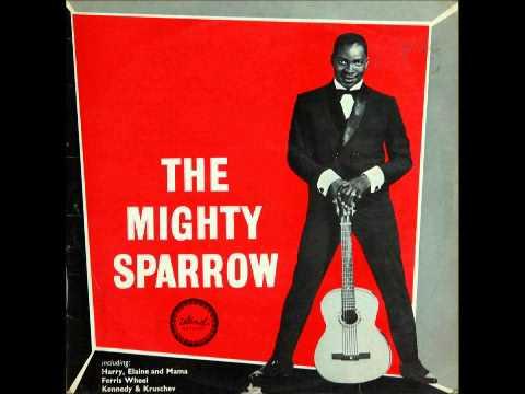 The Mighty Sparrow, Manje Patois