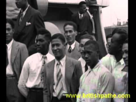 The Windrush - Story of the First West Indians in Britain