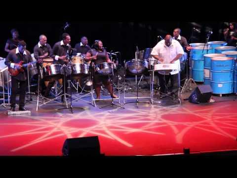 QRC Trinidad & Tobago Steelpan Jazz, Challenge 2013 FINALS