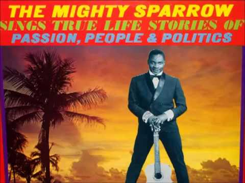 The Mighty Sparrow - Old Man & Donkey