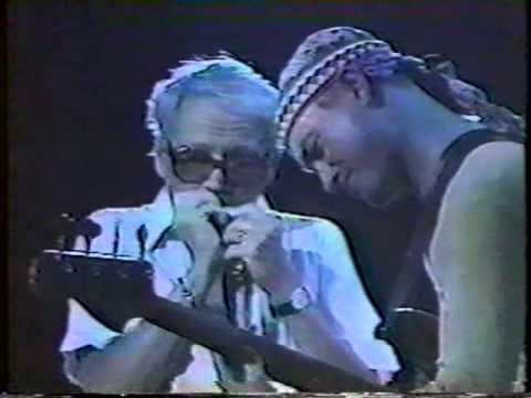 Jaco Pastorius Big Band - Aurex Jazz Festival (Japan) 1982 Steel Drums -- Othello Molineaux