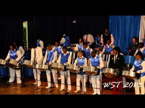 Come Go - CASYM Steel Orchestra - A Caribbean Christmas Extravaganza