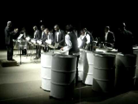 Renegades Steel Orchestra - Siciliana BWV 1031 (JS Bach)