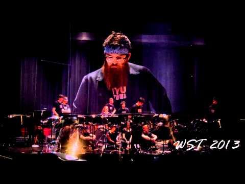 What A Wonderful World - Josh Quillen - NYU Steel - Nelson Mandela Tribute