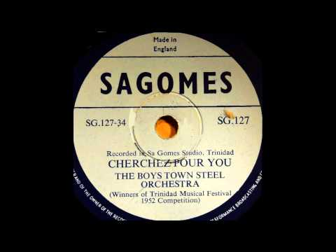 Cherchez Pour You - The Boys Town Steel Orchestra
