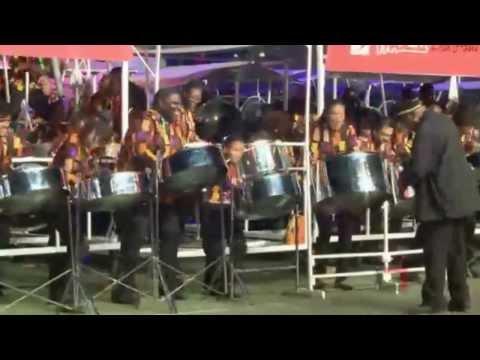 Phase II Panorama 2014 Finals Trinidad & Tobago Carnival Champions