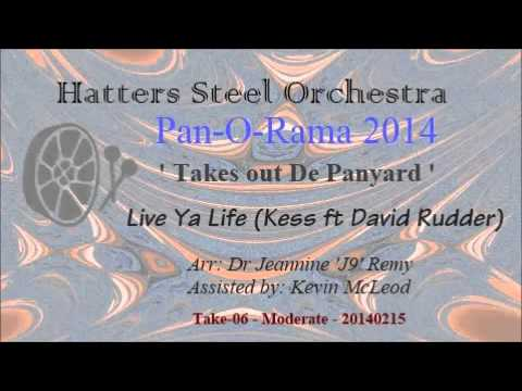 Hatters Steel Orchestra - Live your Life - Panorama 2014. Takes out de Panyard