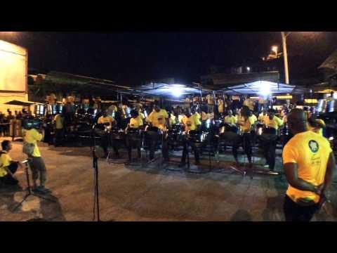 Trinidad All Stars - Panorama Preliminary 2014