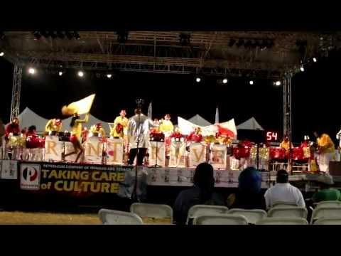 SAN JUAN EASTSIDE SYMPHONY- SINGLE PAN FINALS- 2013 Champions