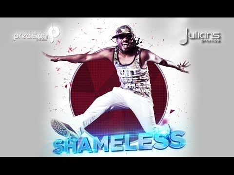 "NEW 2014 Machel Montano - SHAMELESS ""2014 Trinidad Soca"" (Precision Productions) ""OFFICIAL"" w.Lyrics"