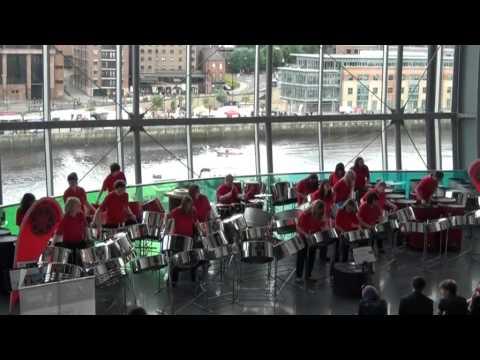 North Tyneside Steel Band - Bohemian Rhapsody