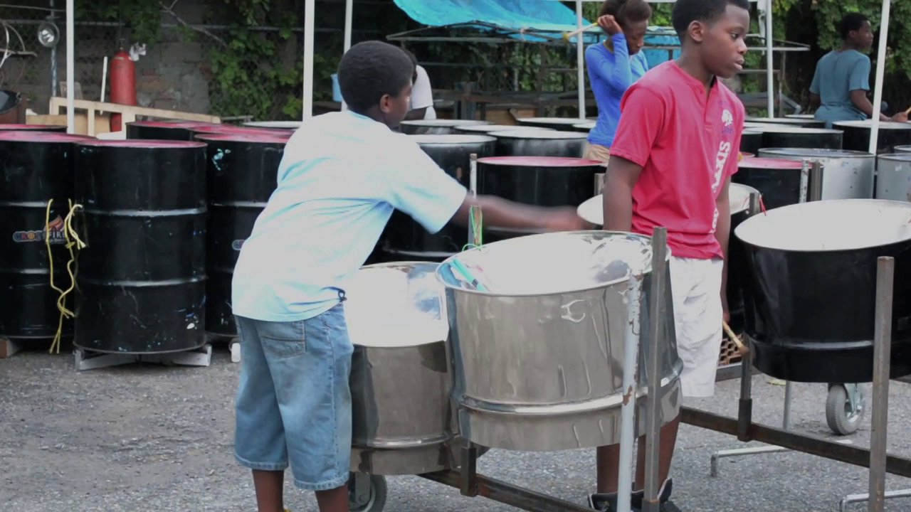 Trailer for short documentary on Brooklyn's CrossFire Steel Orchestra by: The Sparkles