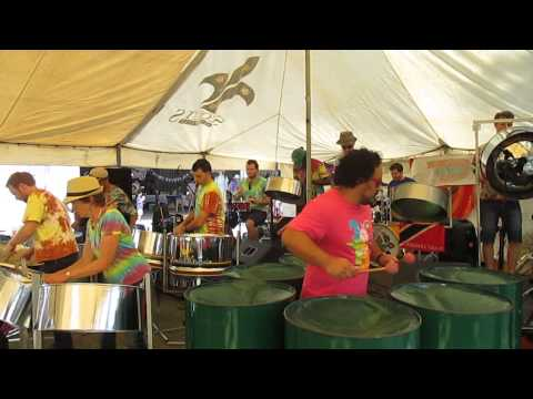 'Try Jah Love' by Rivercity steel band of Brisbane, Australia