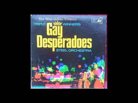 "Desperadoes Steel Orchestra - Lord Kitchener's ""Ting Tang"" (1966)"