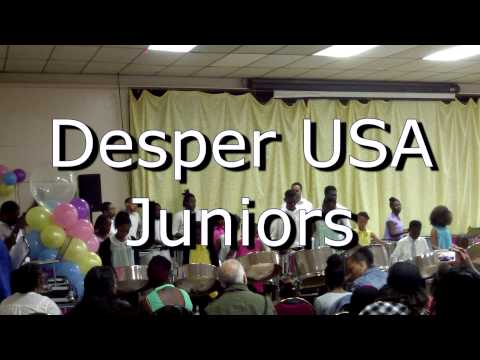 DESPERS USA Steel Orchestra - PRESENTS SPRING INTO MUSIC