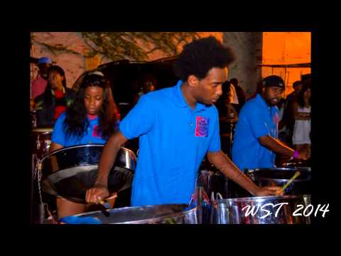 Mirrors - Pantonic Steel Orchestra - @ Sonatas 2014 Band Launch